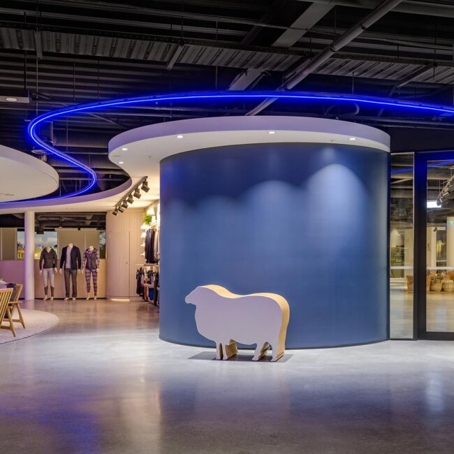 NZ Merino Office Fit Out